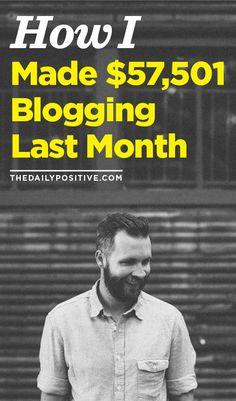 Great resource to make money blogging
