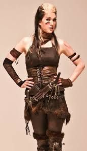 Image result for valkyries and vikings costumes