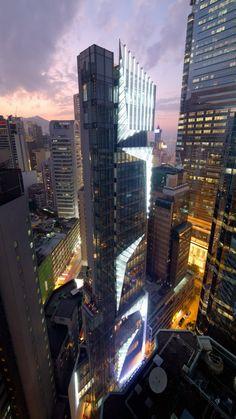 Hong Kong's vibrant Causeway Bay