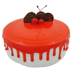 Strawberry Cake - Order online  in Friend In Knead Online cake shop coimbatore having Professional bakers doing fresh cakes, Birthday cakes, Eggless cakes, Theme Cakes along with midnight home delivery. Online fresh theme cakes for birthday, anniversary, valentines' day, events, etc order online cake shop www.fnk.online in coimbatore or call us at 7092789000. #online #cake #cakes #shop #coimbatore #birthday #theme #fresh #eggless #delivery #valentines_day