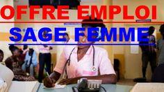OFFRE EMPLOI: Une école de Formation en santé Recrute pour son Corps Professoral 01 Responsable de Filière Sage Femme.