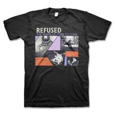 Refused - Shape Of Punk To Come (Black)