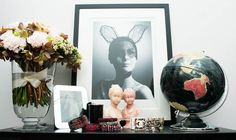 Laetitia Crahay's most enviable personal collection of stuff!