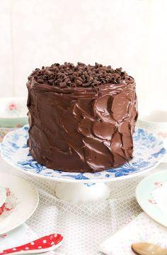 Vídeo-receta en un minuto: Tarta de chocolate
