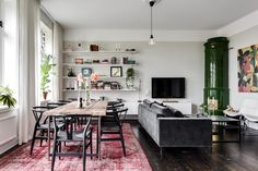 Scandinavian apartment - Gravity Home