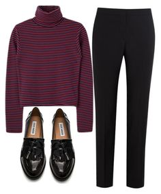A fashion look from September 2015 featuring shirt top, cropped capri pants and loafer flats. Browse and shop related looks. Lit Outfits, Indie Outfits, Fashion Outfits, Womens Fashion, Sixth Form Outfits, Looks Style, My Style, Old School Fashion, Indie Fashion