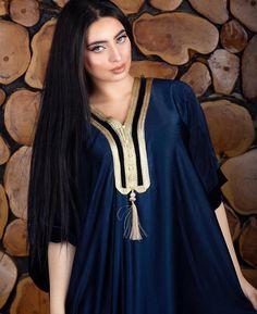 Modest Fashion Hijab, Abaya Fashion, African Fashion Dresses, Fashion Outfits, Kaftan Designs, Dress Neck Designs, Stylish Dress Designs, Elegant Summer Dresses, Stylish Dresses
