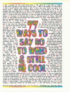 Say No To Drugs Quotes Just Quotes Drugs Slogan Sayings