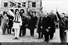 Corneliu Codreanu la Casa Verde 1950, Interesting Reads, Time Travel, Traveling, Iron, War, Times, Black And White, Country