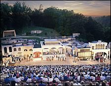 The Great Passion Play - Outdoor theater -Eureka Springs AK Life Of Jesus Christ, Jesus Lives, Great Places, Places To See, Wonderful Places, Arkansas Vacations, Eureka Springs Arkansas, Outdoor Theater, Sea To Shining Sea
