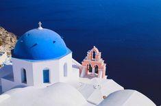 Santorini, you are perfection. 💙 . . . . . . . . . #santorini #greece #oia #view #travel #canon #travelblogger #wonderful_places… Santorini, Taj Mahal, Canon, Building, Travel, Instagram, Viajes, Buildings, Destinations