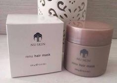 Repair & strengthen your hair with Renu Hair Mask!