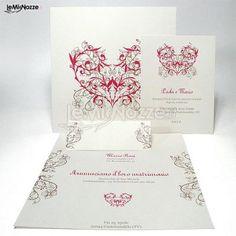 1000+ images about Partecipazioni di Matrimonio on Pinterest  Medium ...