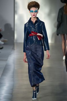 Sfilata Maison Margiela Parigi - Collezioni Primavera Estate 2016 - Vogue