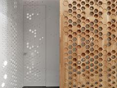 Como vivir en la Alhambra: casa ESSM en Madrid por MoreMas arquitectura.