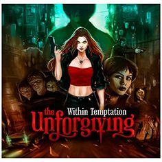 """Listen to songs from the album The Unforgiving, including """"Why Not Me"""", """"Shot In the Dark"""", """"In the Middle of the Night"""" and many more. Buy the album for 199 р. Songs start at 22 р. Free with Apple Music subscription. Symphonic Metal, Power Metal, Music Albums, Music Songs, Music Pics, Lps, Adele, Heavy Metal, Shot In The Dark"""