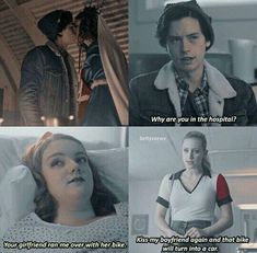 riverdal 🥰💕 The post riverdal 🥰💕 appeared first on Riverdale Memes. Memes Riverdale, Bughead Riverdale, Riverdale Funny, Archie Comics, Meme Comics, Sprouse Bros, Riverdale Betty And Jughead, Betty & Veronica, Riverdale Cole Sprouse