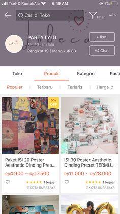 Best Online Clothing Stores, Online Shopping Clothes, Online Shop Baju, Banner Doodle, We Bare Bears Wallpapers, Note Doodles, Bedroom Wall Collage, Creative Poster Design, Instagram Frame