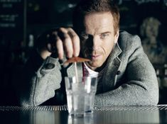 Damian Lewis Hunger Editorial Portrait Mighty Blighty