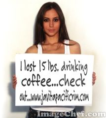 Javita...change your coffee...change your life...drink Javita weight loss coffee or tea and lose those unwanted pounds. www.facebook.com/javitapacificrimcafe www.javitapacificrim.com