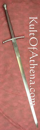Del Tin 15th Century Two Handed Sword