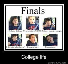 hahahaha. soooo NOT looking forward to this finals week.