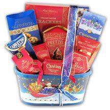 Santa's Sleigh  $70.00 Santa Sleigh, Santa Christmas, Favorite Holiday, Gift Baskets, Customized Gifts, Pop Tarts, Heart, Personalized Gifts, Personalised Gifts