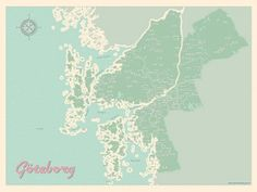 Gothenburg northern and southern archipelago