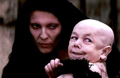 El personaje de Satanás fue interpretado por la actriz Rosalinda Celentano
