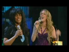 ▶ Donna Summer & Joss Stone VH1 Save The Music 2005 Try A Little Tenderness - YouTube