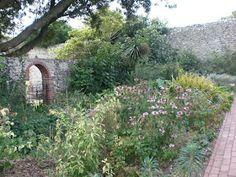 UNTERWEGS - Reisereportagen : In Rottingdean: Im Garten des Dschungelbucherfinderns Rudyard Kipling