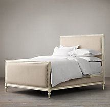 Maison Bed | Upholstered Beds | Restoration Hardware