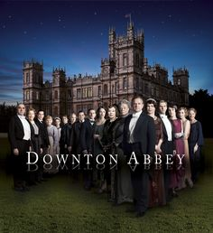 Who are the residents of Downton Abbey, and what are their current affairs? Learn all about them here...