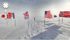 ceremonial south pole -from Wired magazine photo tour
