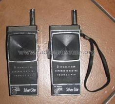 Unknown Worldwide Silver Star - Walkie Talkie 9 Transistor Superheterodyne Transceiver uploaded by RM Member (sID 38) (2)