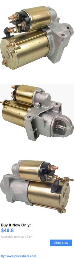 boat parts: New Mercruiser Marine Starter 50-863007 50-863007A1 BUY IT NOW ONLY: $49.8 #priceabateboatparts OR #priceabate