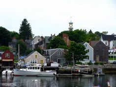 Portsmouth, New Hampshire   Would go here and than into Maine for lobster.....yummy