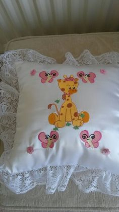 Another birth cushion front