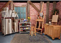 art studio organizers - Google Search