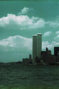 1976 photo of the Twin Towers