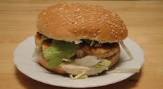 Christine's Pantry: Chicken Sandwich With Rosemary Mayo