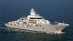 Kleven Ulysses | 12 Top Yachts from the Monaco Yacht Show #luxuryyachts