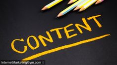 How to master #contentmarketing for your #Ecommerce company http://trigacy.me/2aockmN