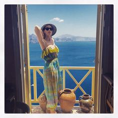 Pin for Later: Katy Perry's Greek Holiday Is Literally What Dreams Are Made Of