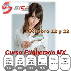 AGENDA I&V: Curso de Etiquetado en la Cd de México http://www.sica-alimentos.net/#!curso-de-etiquetado-mx/c1o5e Organiza: @sica_alimentos