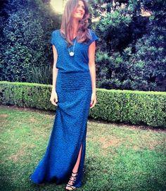 Estamos apaixonadas pela foto da Isabella Fiorentino com o nosso vestido Katharina. Ficou maravilhosa. Que tal para o Dia dos Namorados? Já nas lojas e no e-commerce!  #fillity #fillityinverno2014 #inverno2014fillity #diadosnamoradosfillity