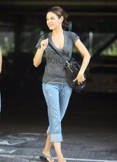 awesome Mila Kunis - Photos, Videos, Links / Coolspotters Celebrity Style Check more at http://pinfashion.top/pin/77319/