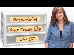 Here Are Some Creative Solutions To Keep Your Semi Truck Organized
