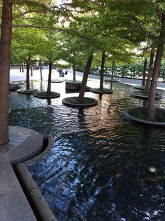 Dallas Avanti Fountain place