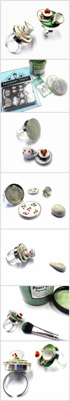 Hobby Lobby and Jewelry Clay